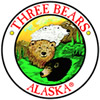 Three Bears Alaska Logo